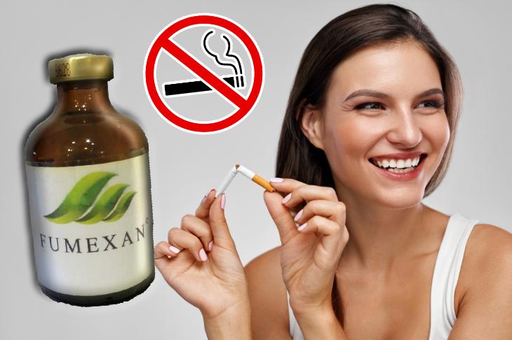 rauchfrei werden mit spritze